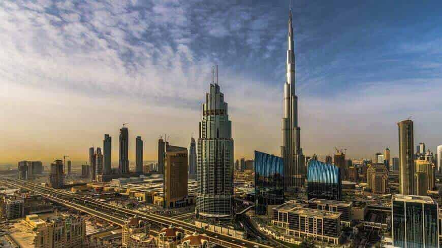 Бурда-Халифа, Дубай, ОАЭ