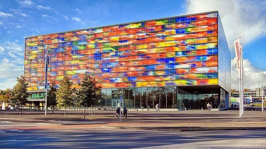 Институт звука и изображения, Хильверсум, Нидерланды
