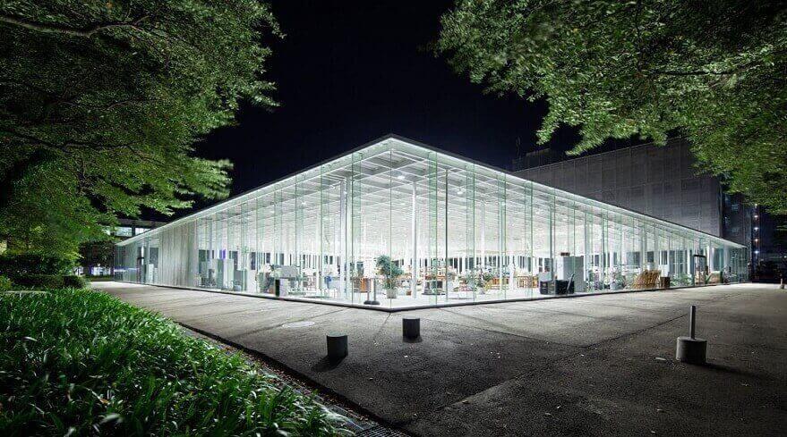 Институт технологий Канагавы, Токио, Япония