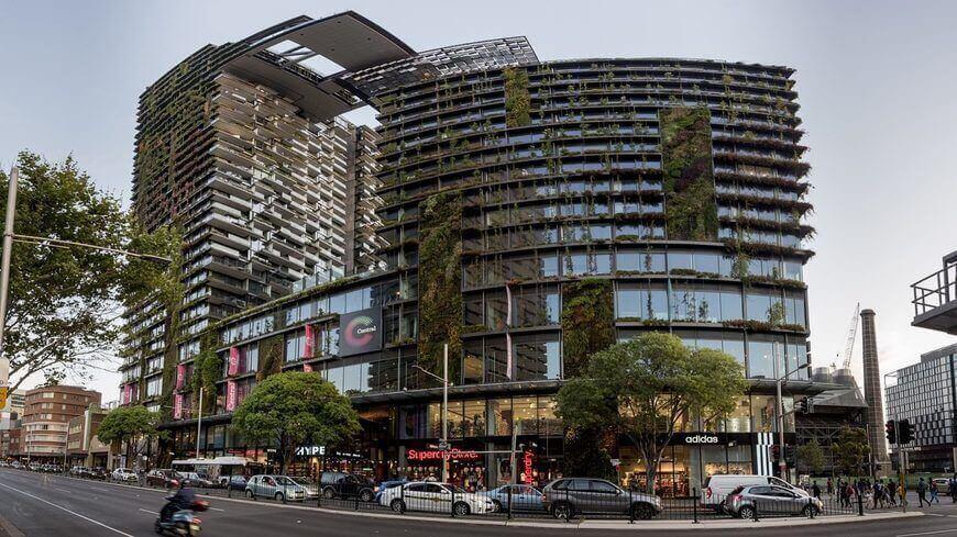 One Central Park, Сидней, Австралия